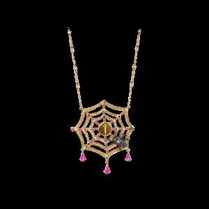 含珠蕴海-·-托帕石海马戒指